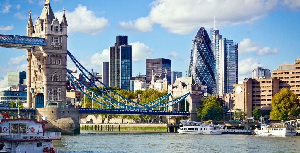 Londres es necesario visitarla y vivirla