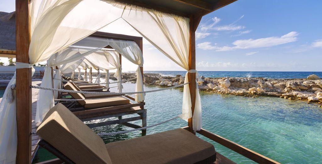 Disfruta, toma el sol y relájate en la Riviera Maya