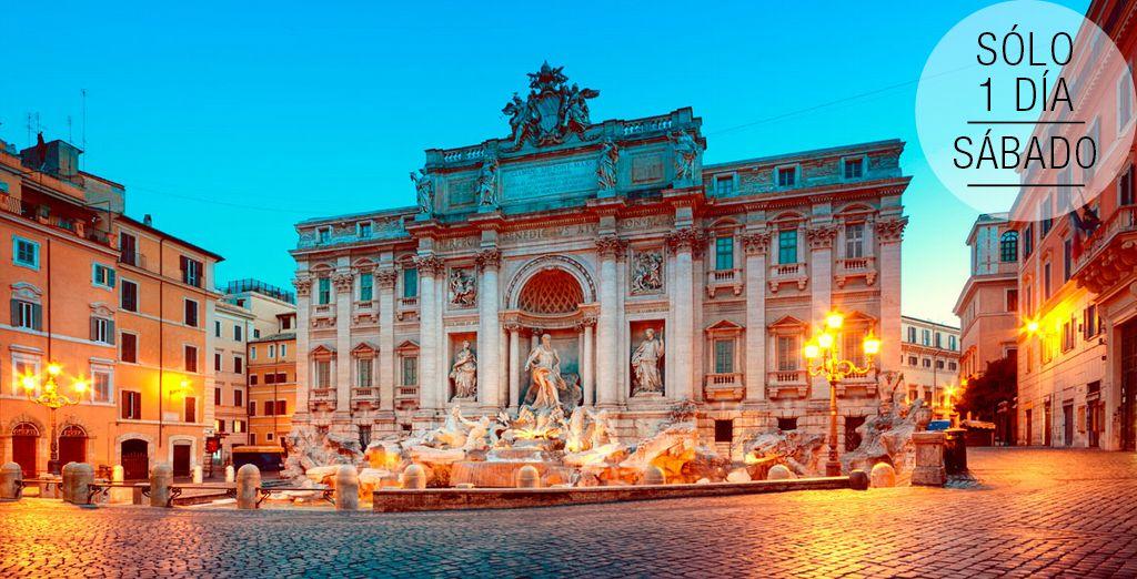 Roma, una ciudad que enamora