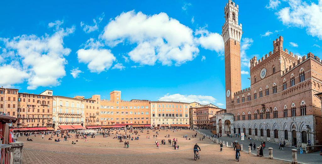 Viajes a La Toscana con Voyage Privé