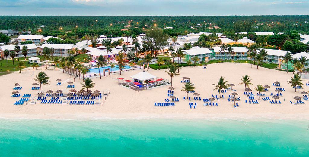 Tu alojamiento en Bahamas será Wyndham Fortuna Beach