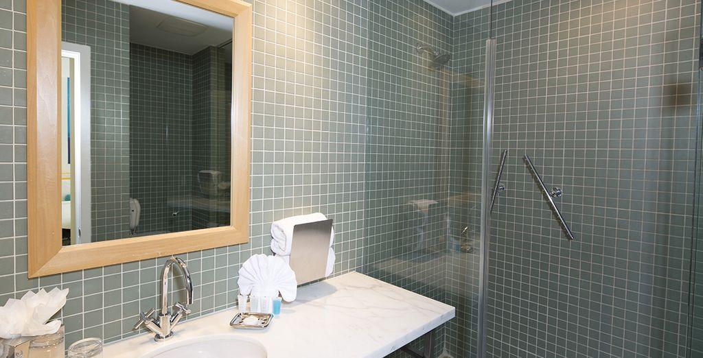 Baños completos y modernos