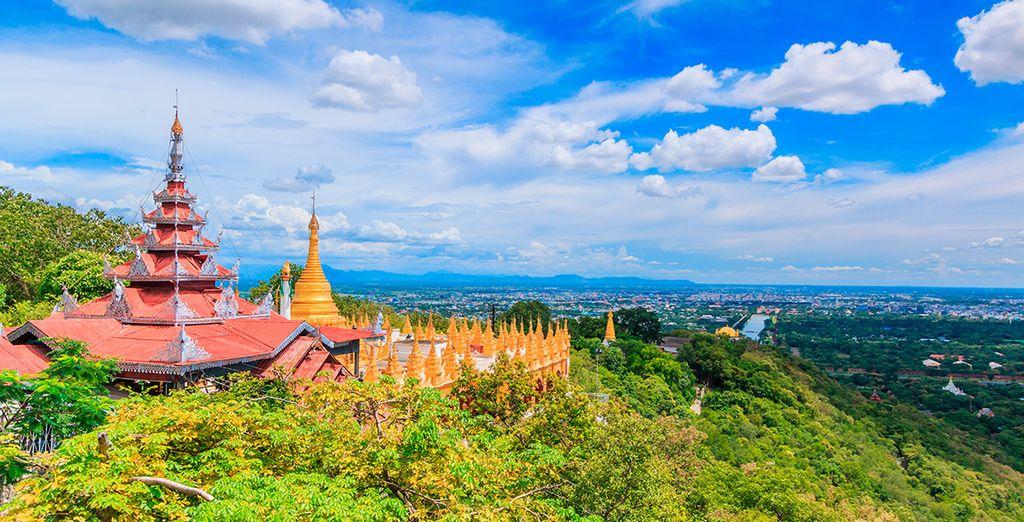 Mandalay es bella como ella sola