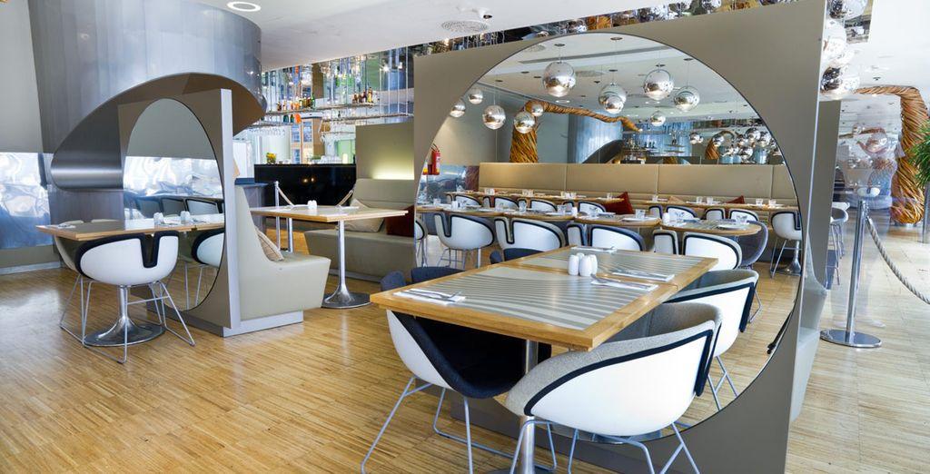 Yasmin Hotel Prague propone una de las mejores experiencias gastronómicas en Praga