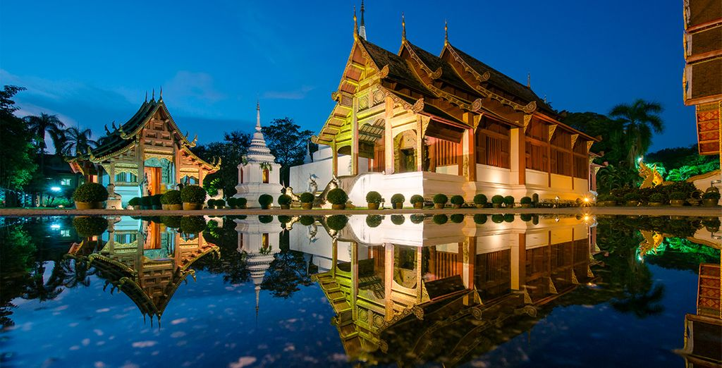 Un circuito espectacular por Tailandia
