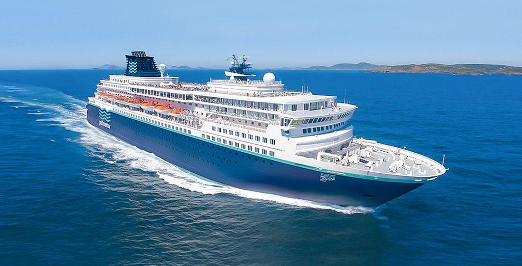 Crucero desde Alicante