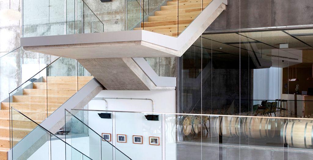 Vanguardia y diseño se fusionan, creando bonitos espacios