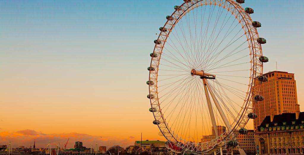 Este verano escápese a Londres ¡Le sorprenderá!