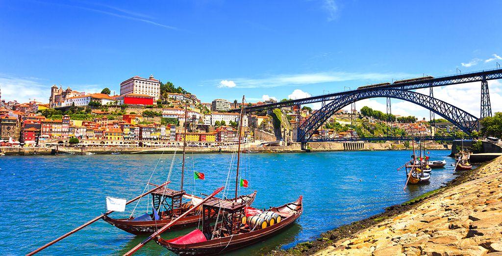 Vacaciones en Oporto