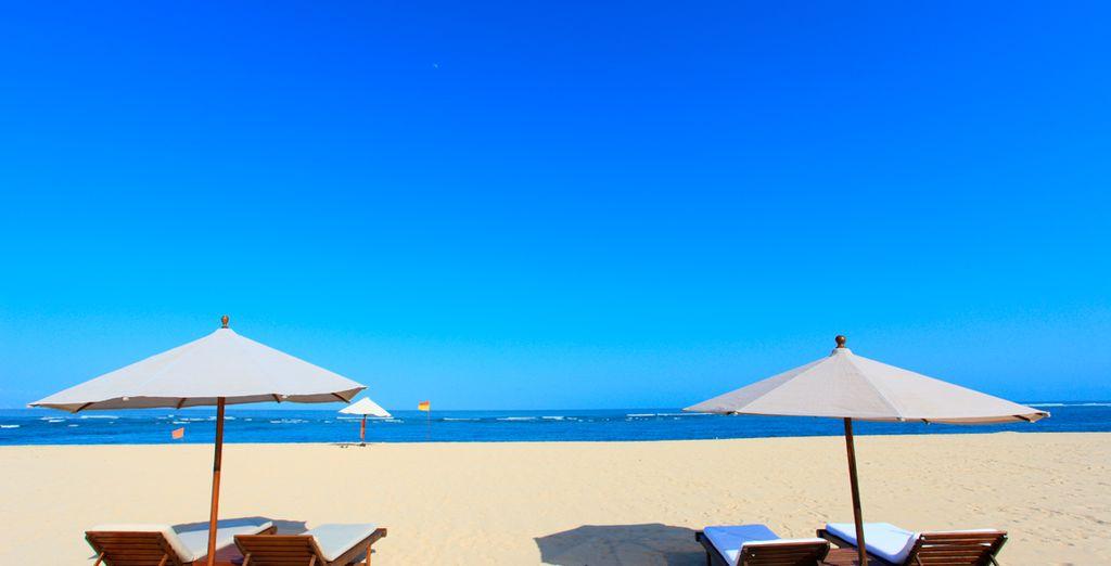 Disfrute de las playas y el relax en Nusa Dua