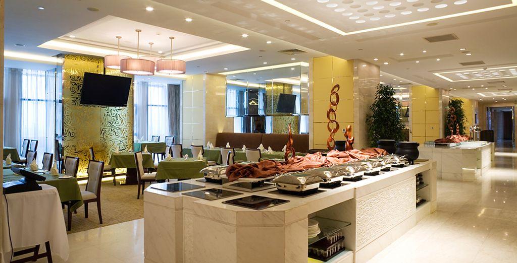 Hotel Grand Metropark Xian 5*