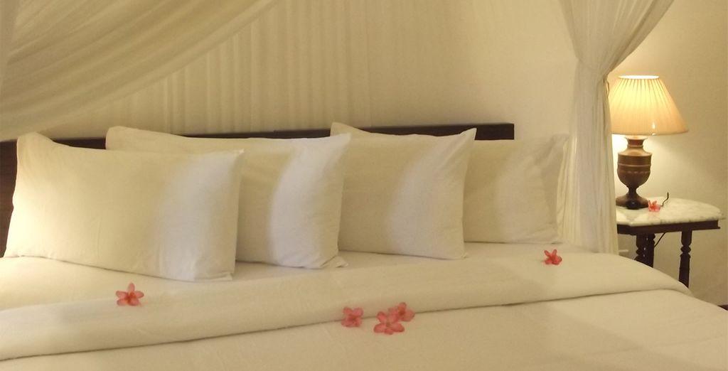 Una habitación que garantizará su descanso. Puri Mas Boutique