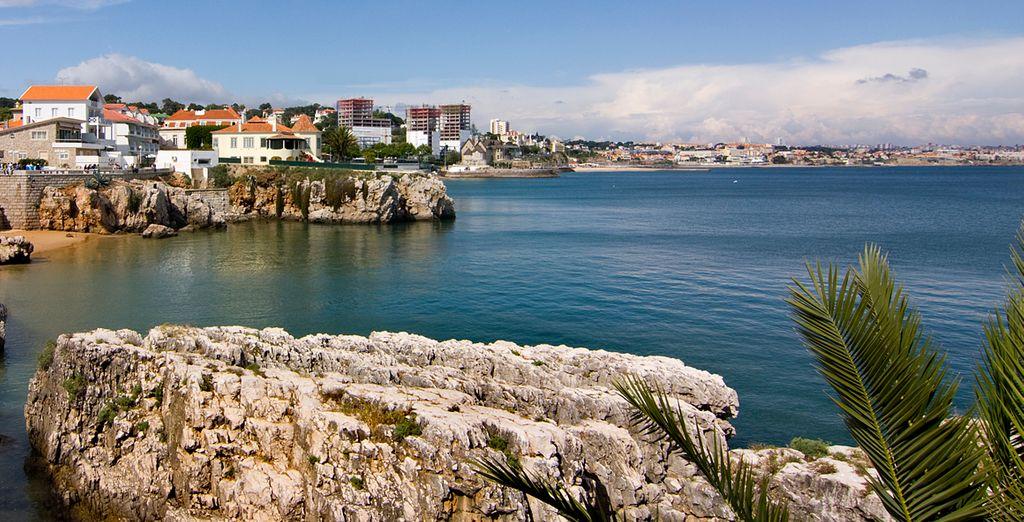 Cascais es uno de los lugares cercanos a Lisboa más visitados y con mejor ambiente