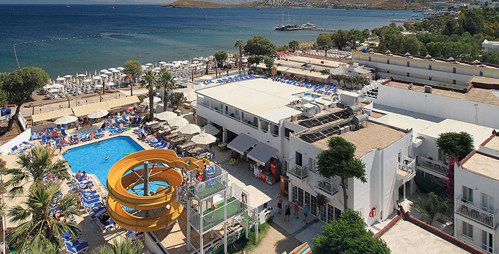 Bienvenido a Petunya Beach Resort
