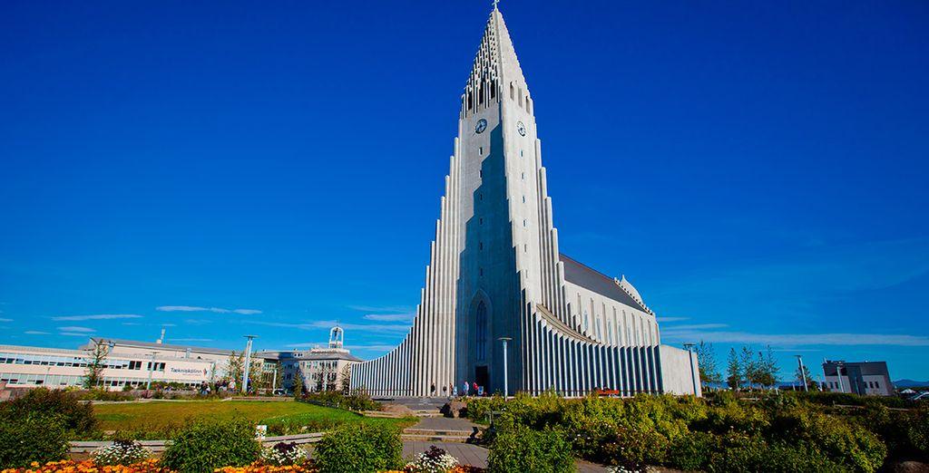 La capital de Islandia te sorprenderá