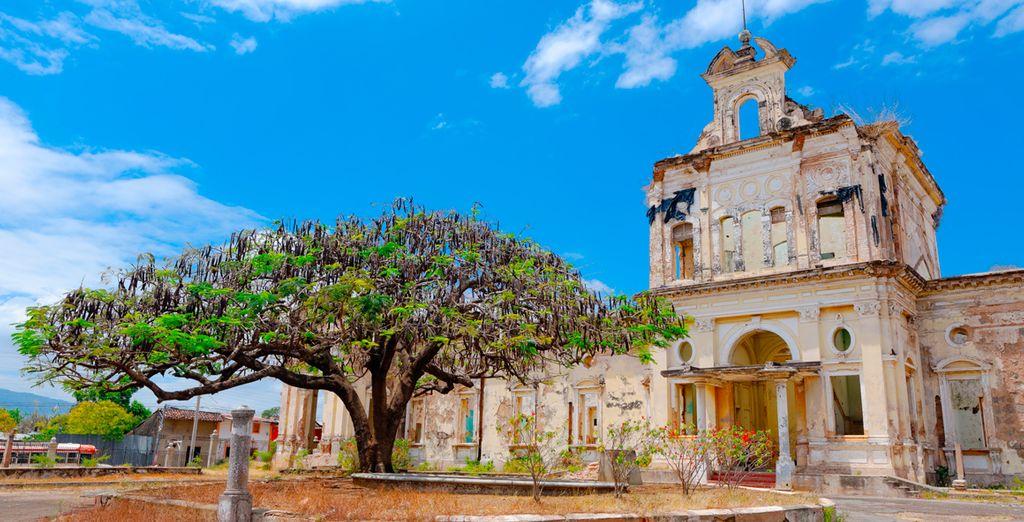 Conozca los tesoros que ofrece Nicaragua