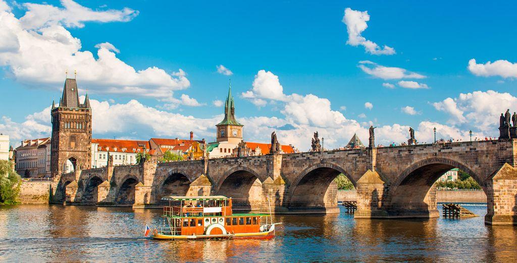 La República Checa y Hungría te esperan
