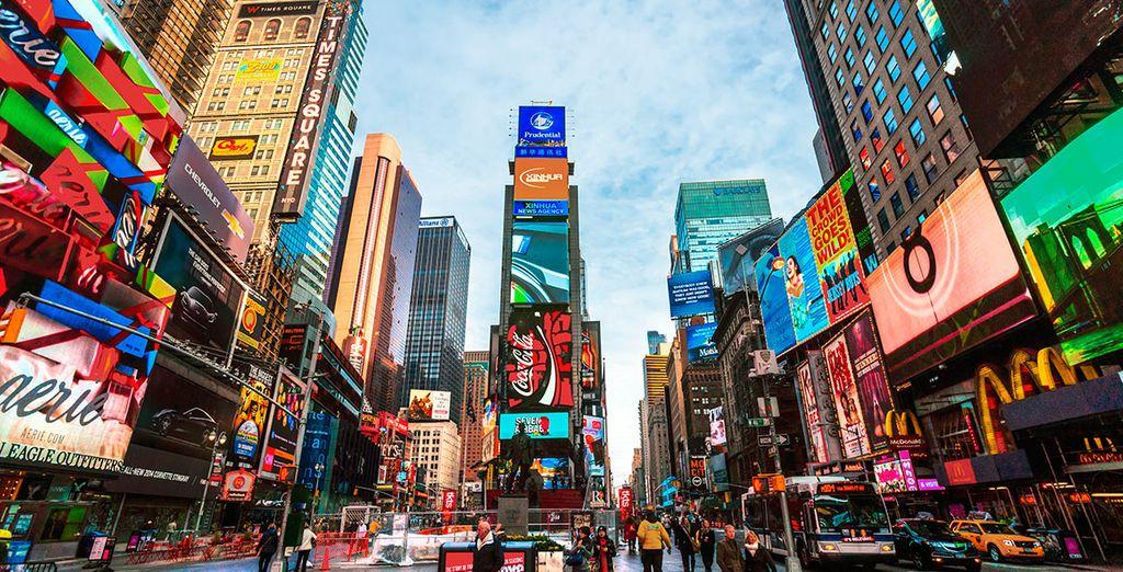 Broadway, a un paso