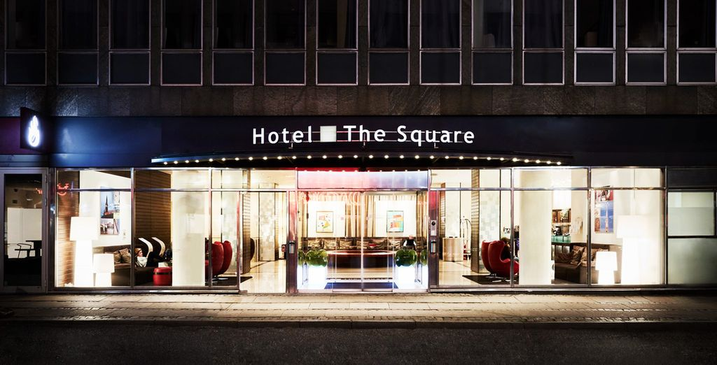 The Square 4* - Copenhague