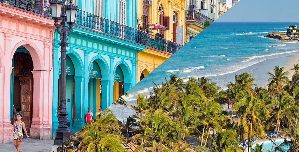 Descubra lo mejor de Cuba