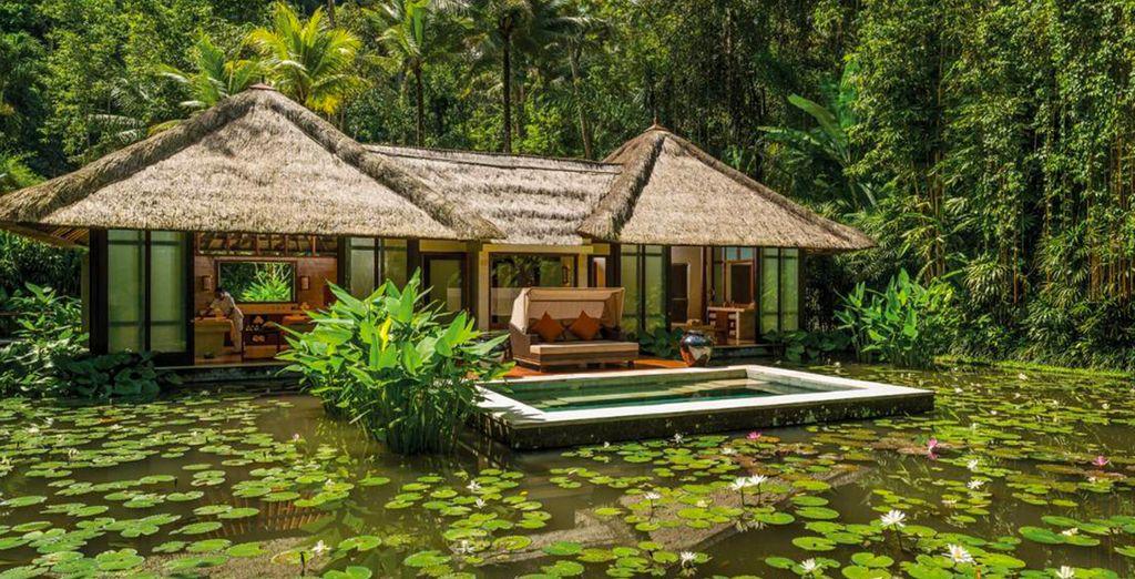 El edén existe, y se encuentra en Bali