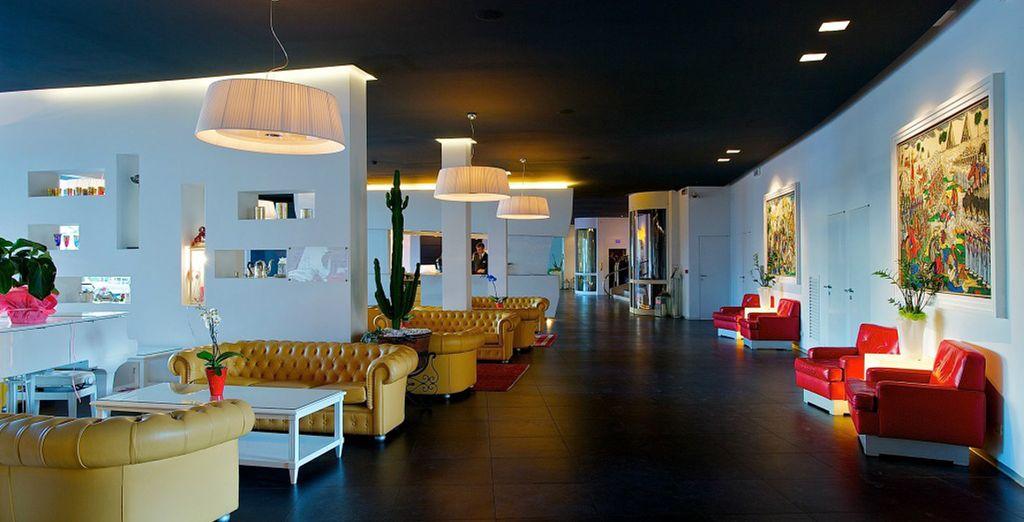 El Hotel Plaza Panoramic ofrece muchas opciones para relajarse