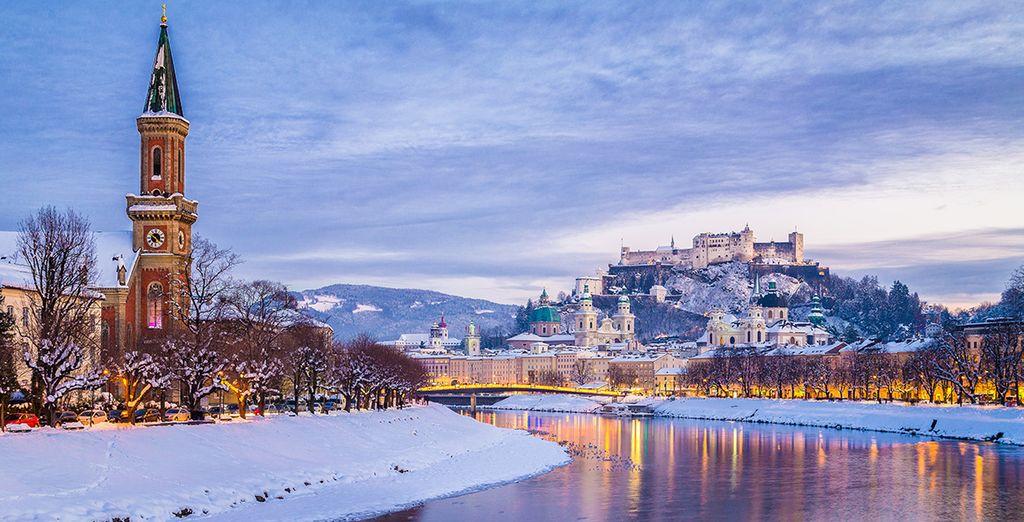 Viajar en Austria