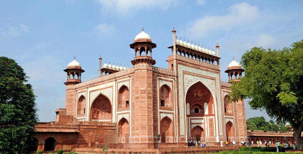 Continuará su viaje hacia Agra