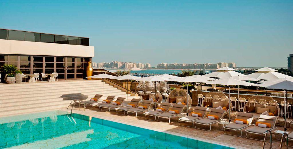 Bienvenido a la cosmopolita Dubái
