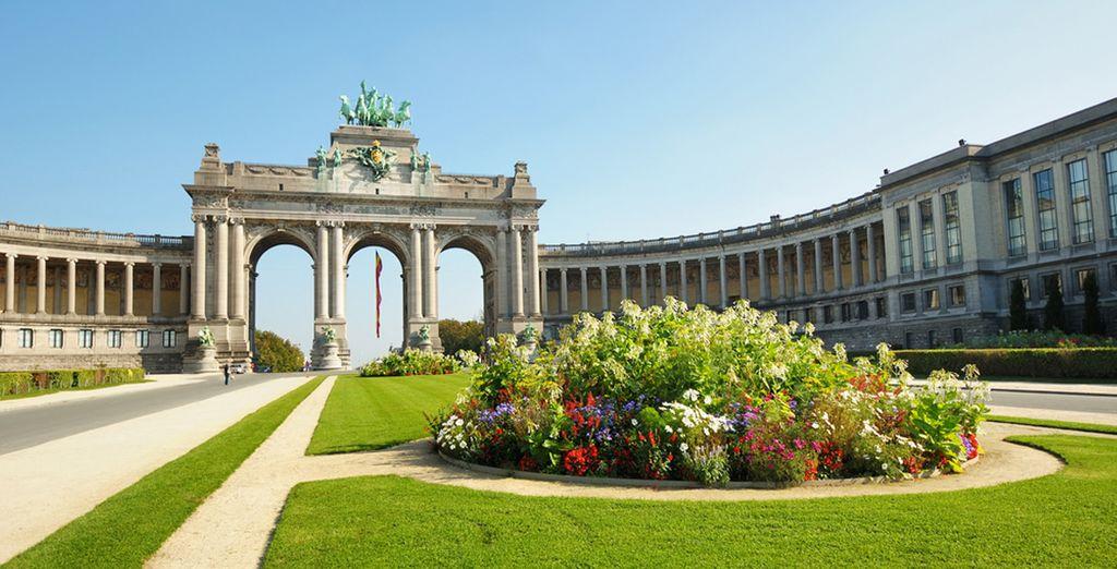 Bruselas, una capital moderna y abierta
