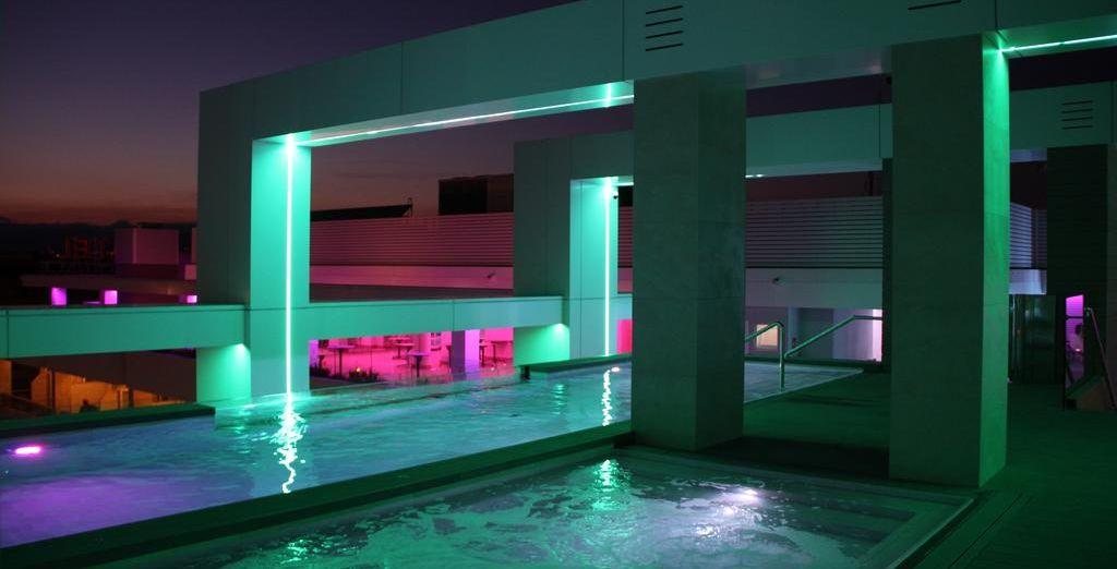 Hotel Olympus Palace 4* - ultima hora en Salou