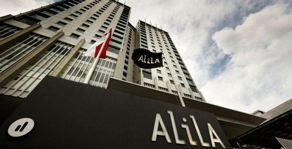 O en el Alila Jakarta 4*