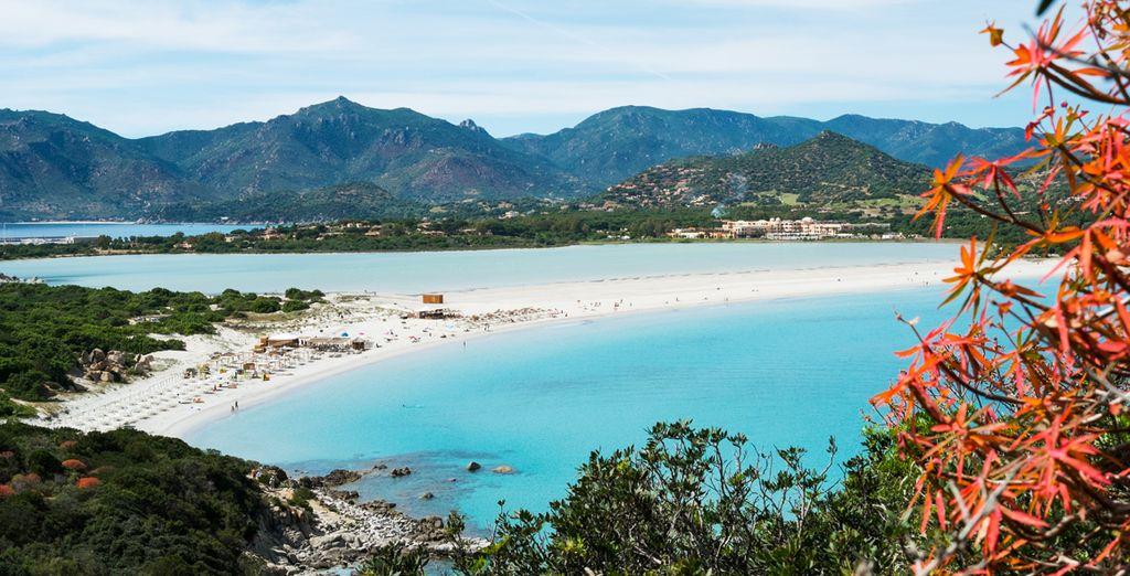 Disfrute de las mejores playas de la isla