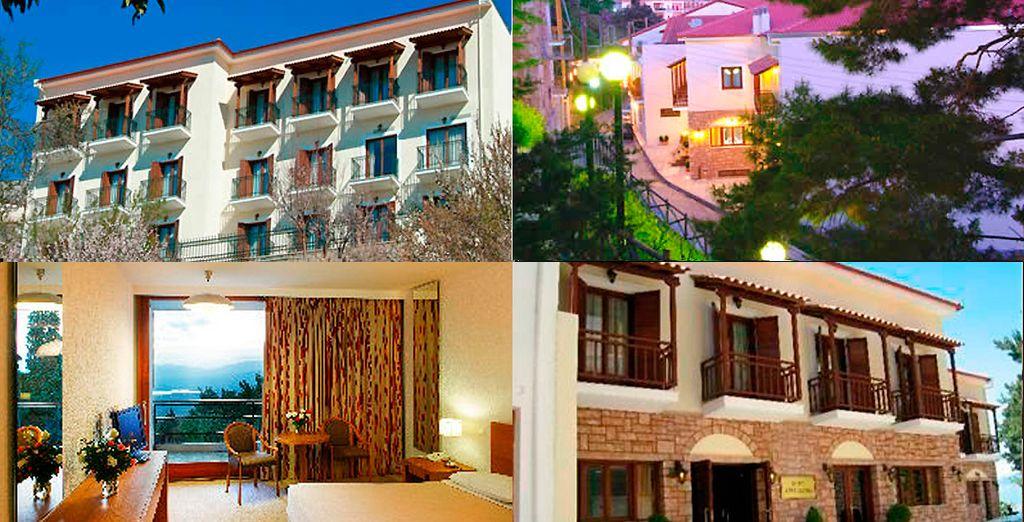 Hotel Apollonia 4*, Delfos