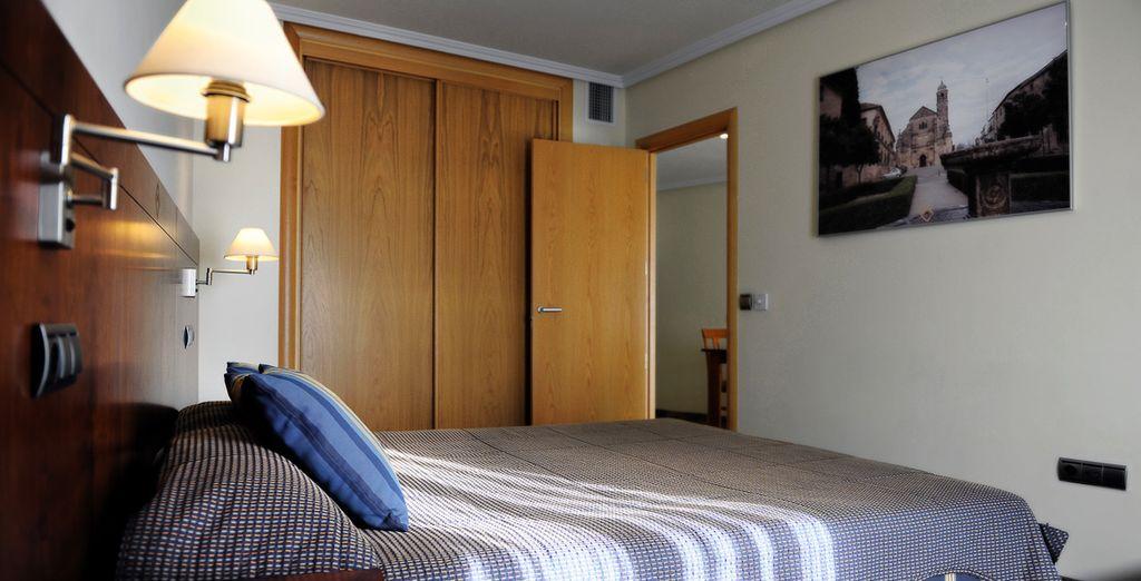 Apartamento Cazorla Pueblo