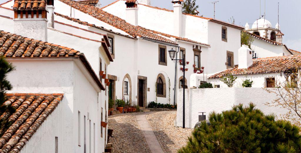 Las casas conservan el encanto de antaño