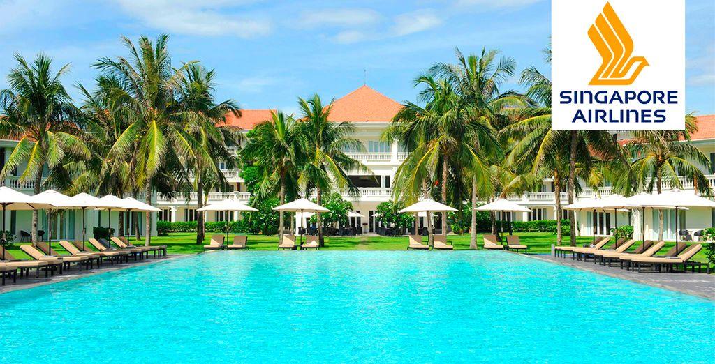 Bienvenido al Boutique Hoi An Resort