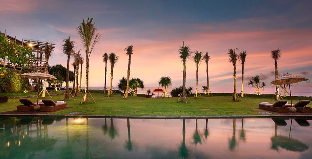 La magia el romanticismo y el exotismo serán los protagonistas en su viaje a Bali