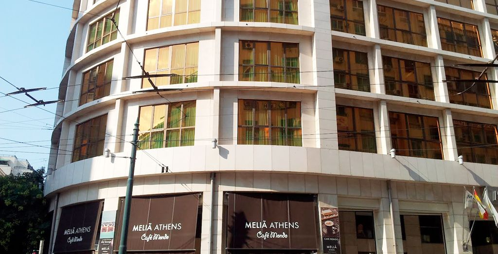 Hotel Meliá Atenas 4*, Atenas