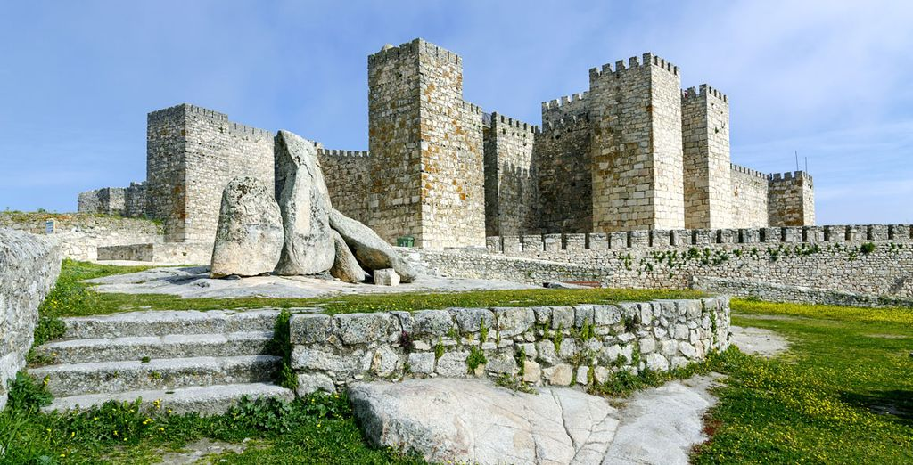 Visita el castillo