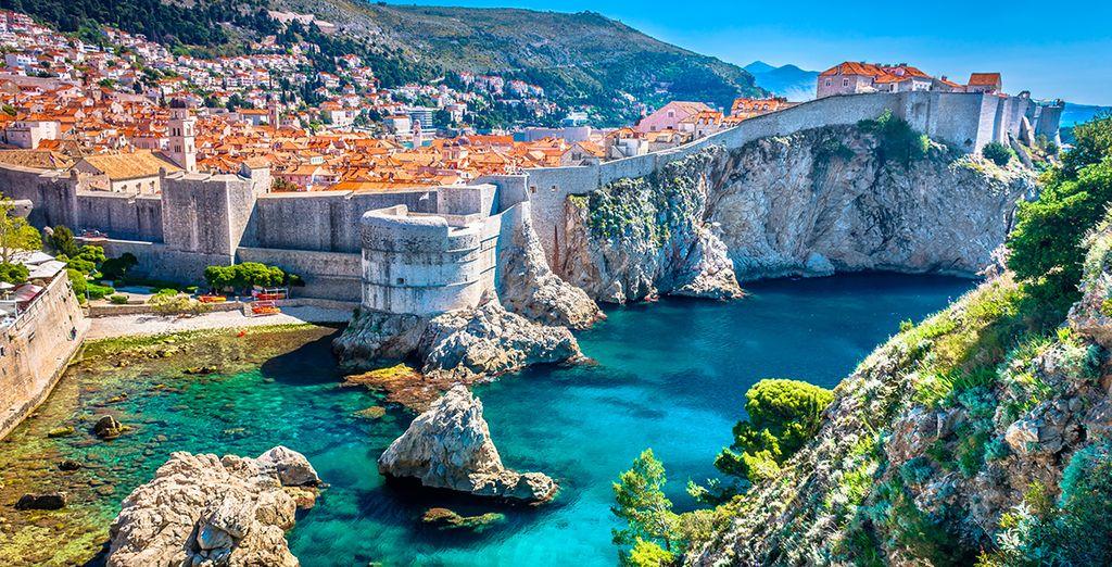 Crucero Deluxe por Croacia