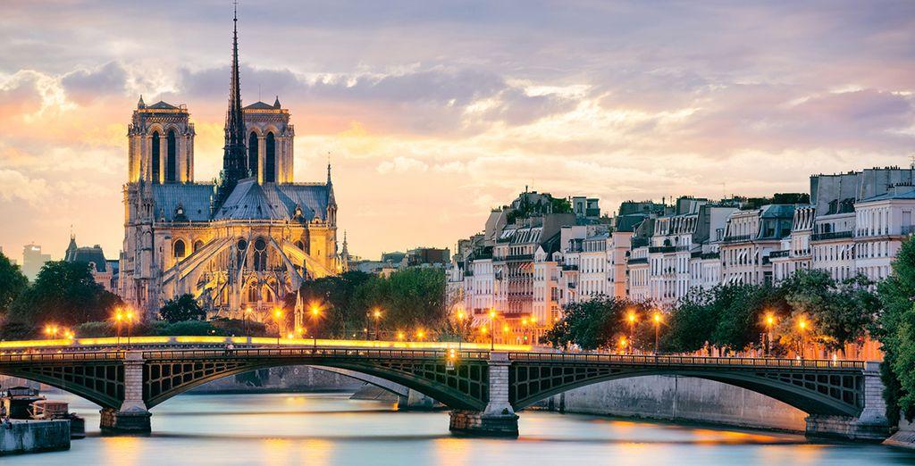 Venga a París y vuelva a enamorarse