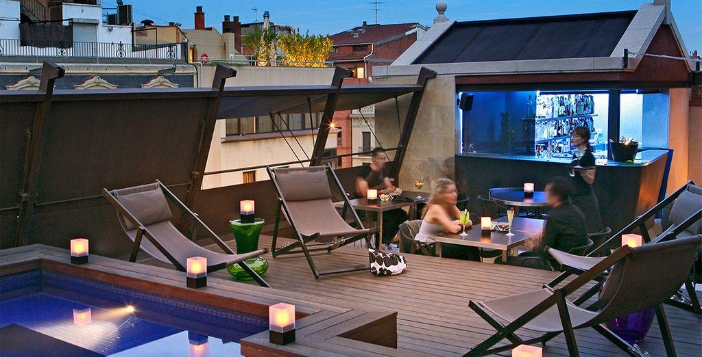 Exclusivos ambientes de diseño y glamour