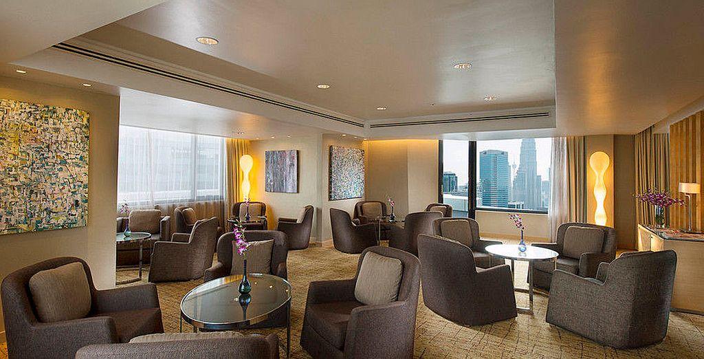 Bienvenido a Doubletree by Hilton Kuala Lumpur 5*, lugar donde comienza su romántico viaje
