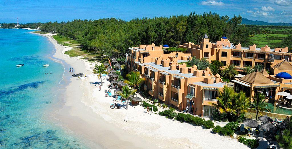 La Palmeraie Resort & Spa 4* te abre sus puertas