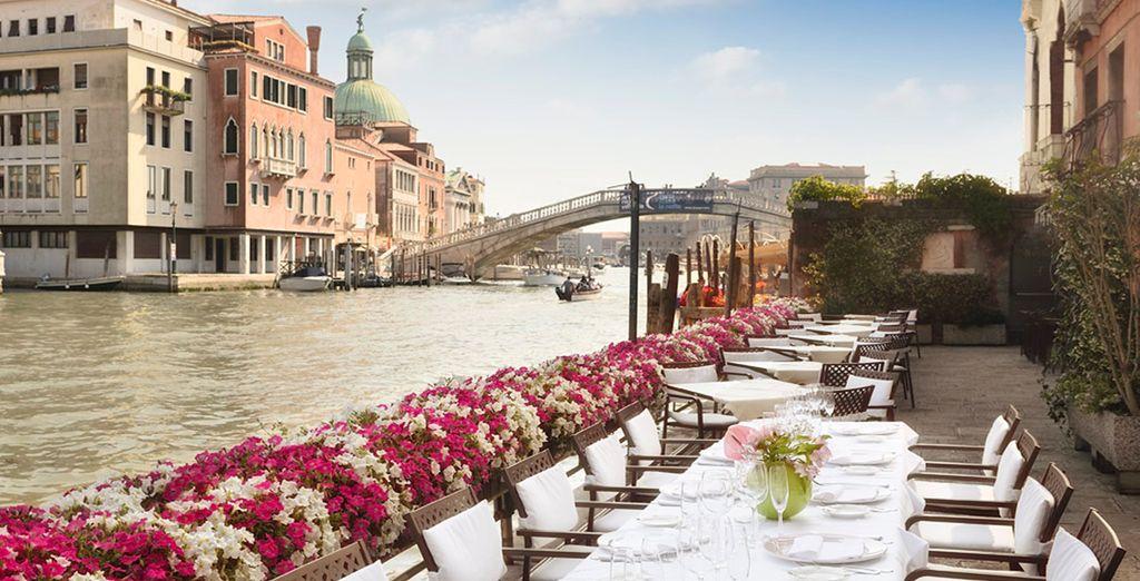 Bienvenido a tu Hotel Principe 4*, un lugar privilegiado en la mágica Venecia