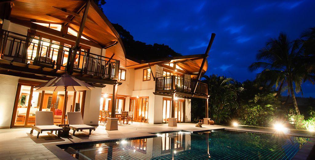 Disfrute del hotel ideal para pasar sus vacaciones y conocer Phuket