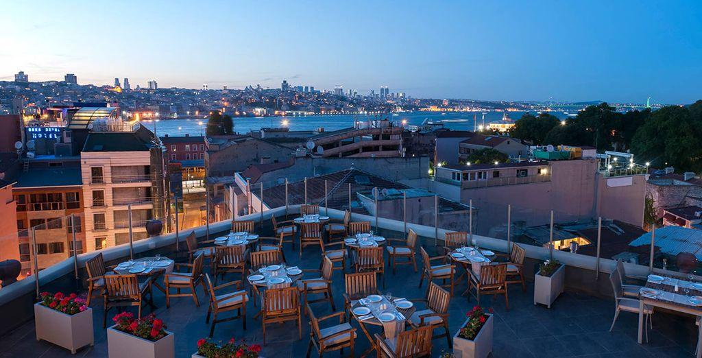 Bienvenido a DoubleTree by Hilton Istanbul - Sirkeci