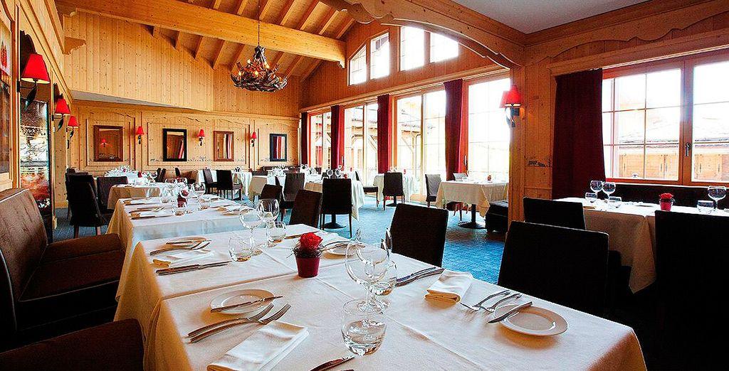Le Jardin des Alpes, el lugar donde el Chef Alain Montigny le sorprenderá con su gusto culinario