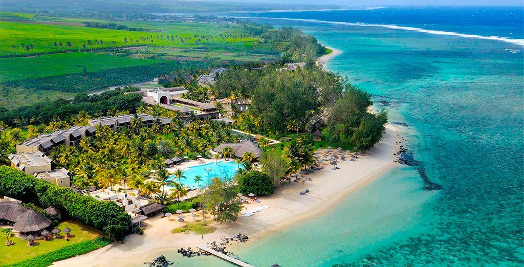 Hotel Outrigger 5* de Phi Phi, un resort de lujo